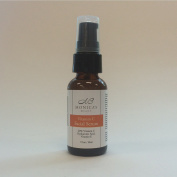 Monica's Beauty Vitamin C Facial Serum - 20% Vitamin C + Hyaluronic Acid - The Perfect Anti-Ageing, Anti Wrinkle Serum for Brighter & Younger Looking Skin