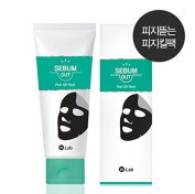 W.Lab SEBUM-OUT Peel Off Pack 100ml Dead Skin Remove No Skin Irritation-FREE GIFT! W.Lab WATER BEAM MASK 1pcs