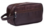 TIAMALL Nylon Toiletry Bag Travel Organiser Classy Waterproof Portable Wash Gym Shaving Bag