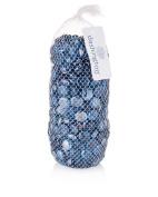 Dashington® Flat Light Blue Marbles, Pebbles (2.3kg Bag2370ml) for Vase Filler, Table Scatter, Aquarium Decor, Gems