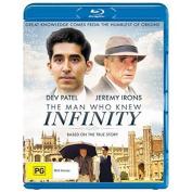 The Man Who Knew Infinity Blu-ray  [Region B] [Blu-ray]