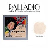 3 Pack Palladio Beauty Rice Powder RPO2 Translucent