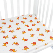 Today's Sale Crib Sheet for Boy or Girl. Infant Crib Sheets are Soft & Breathable. Fitted Crib Sheets for Baby Shower Gifts. Baby Crib Fitted Sheets fits Pack n Play, Bassinet Sheets, Toddlers Sheets.