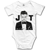 OULIKE Justin Timberlake JT Baby Climbing Clothes Bodysuit