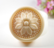 Longzang S465 Craft Flowers Silicone Soap Mould