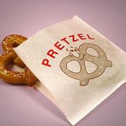 Premium Pretzel Bags - 18cm x 17cm