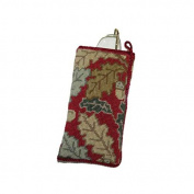 Red Acorn Spectacles Case Kit