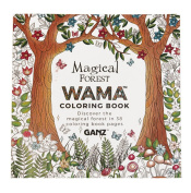 WAMA Magical Forest Adult Colouring Book