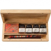 Manuscript Calligraphy Artist Set-