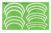 Westcott Technical Drawing Template