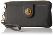 Baggallini Gold International Lisbon Rfid CHR Wristlet
