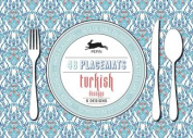 Turkish Designs: Placemat Pad
