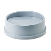 RCP267200GY - Swing Top Lid for Round Waste Container