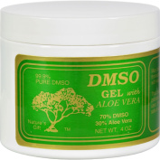 DMSO Gel with Aloe Vera - 120ml
