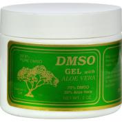 DMSO Gel with Aloe Vera - 60ml