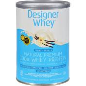 Designer Whey Protein Powder French Vanilla - 350ml