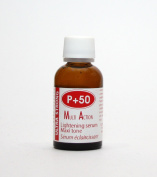 P+50 Ultra Strong Multi Action Skin Lightening, Whitening, Bleaching, Brightening Exclusive 30ml