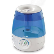 Vicks Vicks Vul520w Filter-free Cool Mist Humidifier, Mini