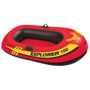 Intex Recreation 58329EP Explorer 100 1-Person Boat, 150cm x 80cm .