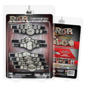 Ring of Honour Wrestling Action Figure Championship Belt Accessory Pack