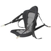 GTS Elite Moulded Foam Kayak Seat - Water Bottle Pack