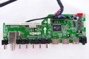 RCA LED50B45RQ A.20.20222---13-0X 50GE01M3393LNA66-C1 VIDEO BOARD 3794