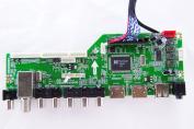 RCA LED50B45RQ A.20.20222---13-0X 50GE01M3393LNA66-F1 VIDEO BOARD 3799