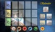 Splendour Gaming Board Game Playmat 60cm x 36cm