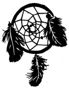 Native American Dreamcatcher Dream Catcher Rubber Stamps custom stamps rubber Rubber Stamps custom stamps rubber