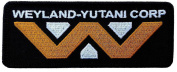 ALIEN Movie Weyland-Yutani Corporation Logo PATCH