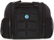 6 Pack Fitness Bag Mini Innovator Black/Neon Blue