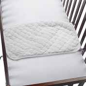 Baby Sheet Saver Pad (White)