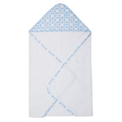 Trend Lab Logan Hooded Towel, Blue