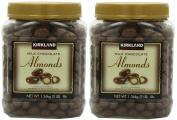 Kirkland Signature's Milk Chocolate, Almonds, 1420ml - 2 Jar