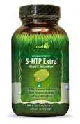 Irwin Naturals Double Potency 5-HTP Extra Supplement, 60 Count