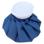 Ice Bag - Hot and Cold Reusable Pack 23cm - Blue Colour