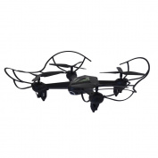 "Hover-Way 2.4 GHZ AVA Drone with 720P Video Camera & 8 GB MicroSD Card- Smart Phone Remote via ""HVR Avadrone"" App"