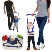 JJOnlineStore - Babywalker Baby Toddler Parenting Walking Assistant Protective Belt Carry Trooper Walking Harness Learning Assistant Walk Safety Reins Harness Wings Belt - Blue