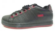 Osiris Skate Shoes Troma II Girls Black/Tango Red