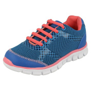 Reflex Children's Casual Trainers / Lace Up / Textile