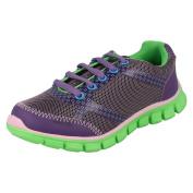 Reflex Children's Casual Trainers / Lace Up / Textile