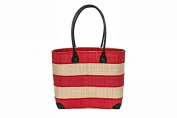Ravinala Buoy Basket Meduim Red
