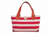 Ravinala Marine Tote Small Red