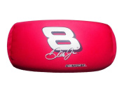 NEW NASCAR 8 Dale Earnhardt Jr. Micro Bead Red Cushie Roll Bolster Neck Pillow