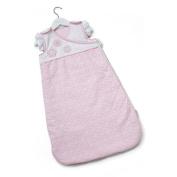 Silver Cross Sleepsuit Vintage Pink