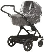 Playshoes 448966 Universal Pushchair Rain Cover for Buggy Tricycle with Touch Window