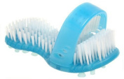 The Original Shower Sandal Foot Scrubber - Blue