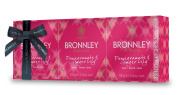 H. Bronnley & Co Pomegranate and Ginger Lily Soap Set