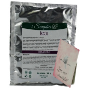 PHITOFILOS - Pure Hibiscus Powder - Gives hair a delicate purplish hue - Gives the hair shine & strength - Reduces hair loss