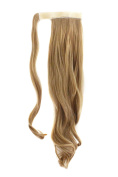 "MapofBeauty 20""""/50cm Long Curly Hair wig piece Fake Ponytail"